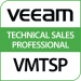 Veeam Technical Sales Professional (VMTSP)