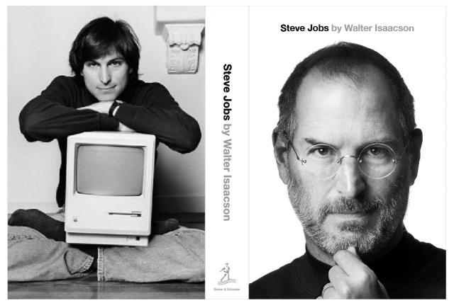 Die Biografie von Steve Jobs