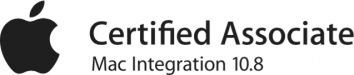 Certified Associate Mac Integration 10.8