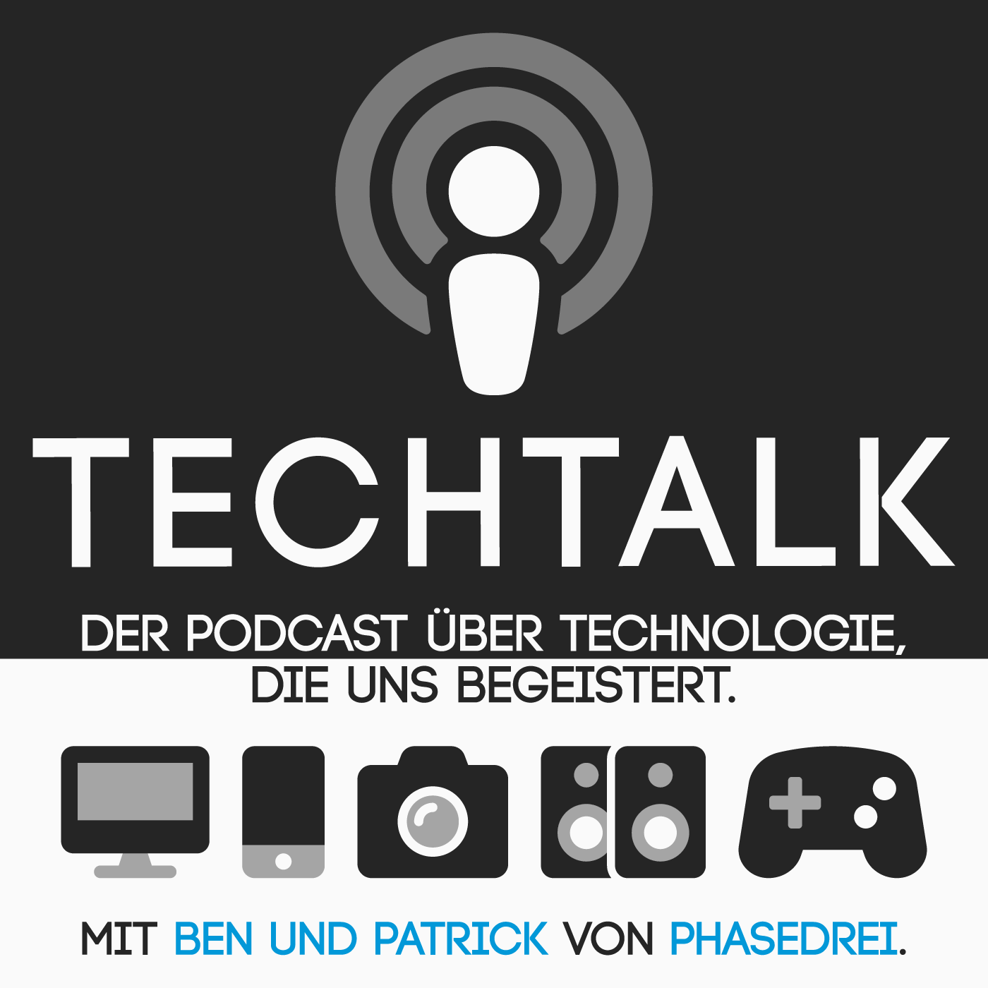 TECHTALK Audio-Podcast